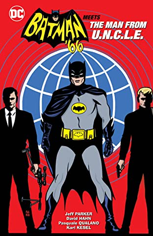 Batman '66 Meets the Man From U.N.C.L.E. (2015-)