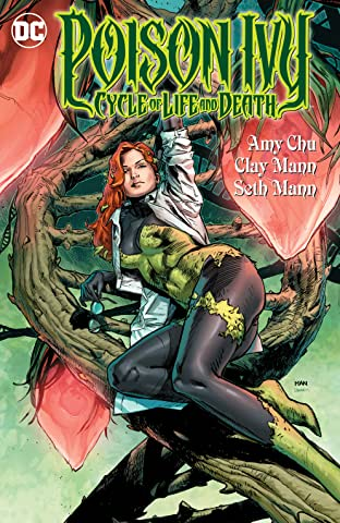 Poison Ivy: Cycle of Life and Death (2016)
