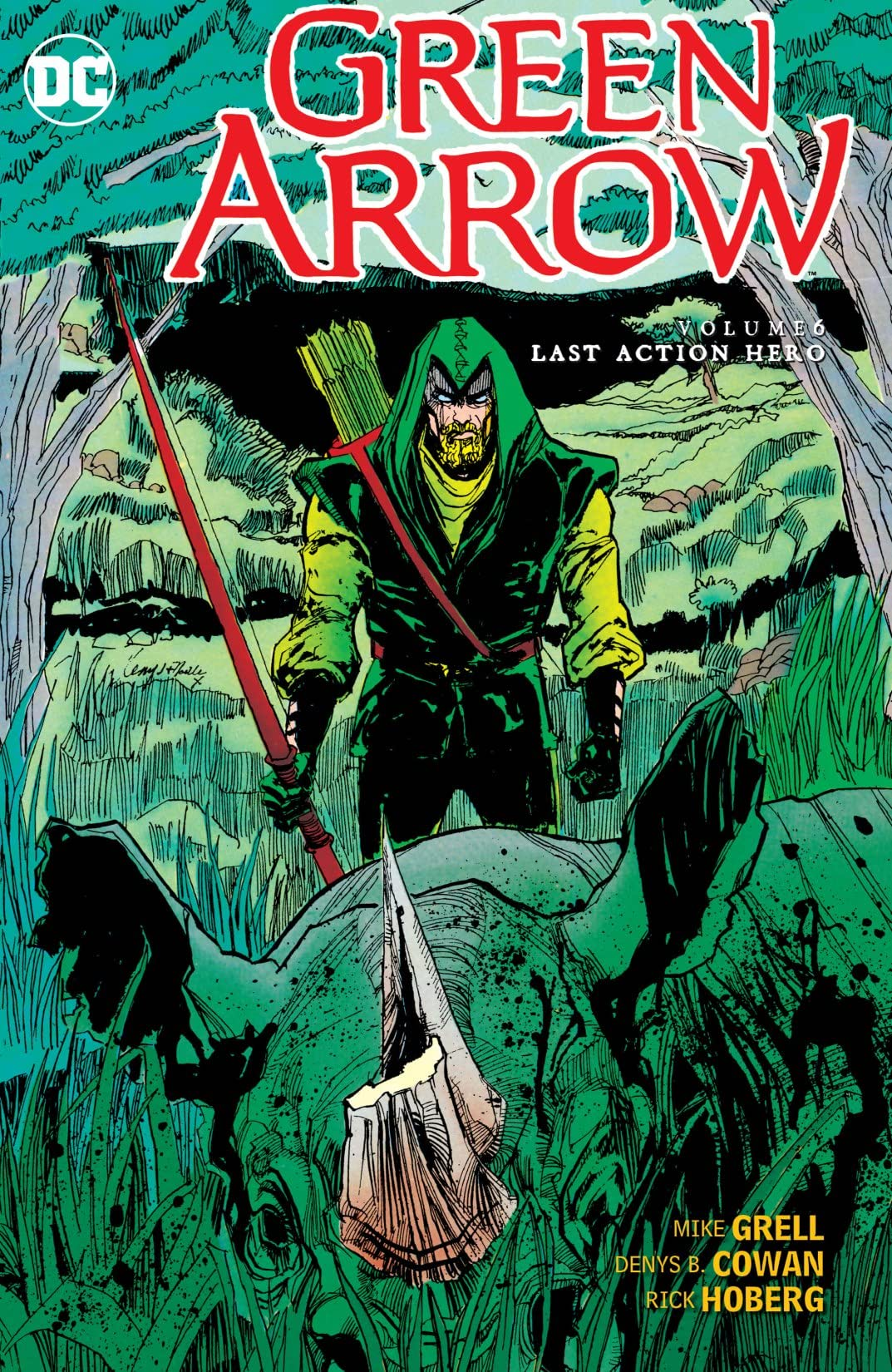 Green Arrow (1988-1998) Vol. 6: Last Action Hero