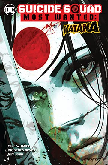 Suicide Squad Most Wanted: Katana (2016)
