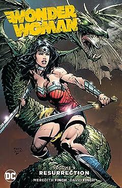 Wonder Woman (2011-2016) Vol. 9: Resurrection