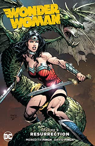 Wonder Woman (2011-2016) Tome 9: Resurrection