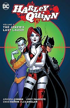 Harley Quinn (2013-2016) Tome 5: The Joker's Last Laugh