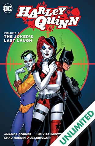 Harley Quinn (2013-2016) Vol. 5: The Joker's Last Laugh