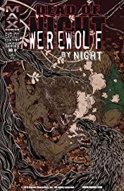 Dead of Night Featuring Werewolf By Night #4 (of 4)