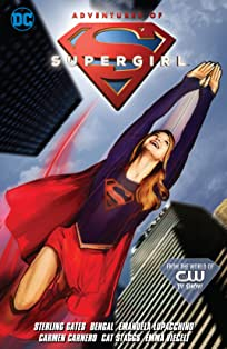 The Adventures of Supergirl (2016) Vol. 1