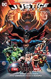 Justice League (2011-) Tome 8 : Darkseid War Part 2