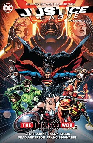 Justice League (2011-) Vol. 8: Darkseid War Part 2