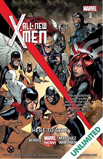 All-New X-Men Vol. 2: Here To Stay