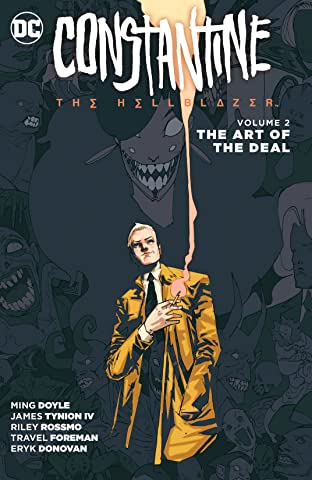 Constantine: The Hellblazer (2015-2016) Tome 2: The Art of the Deal