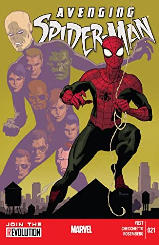 Avenging Spider-Man (2011-2013) No.21