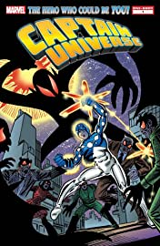 Captain Universe: The Hero Who Could Be You