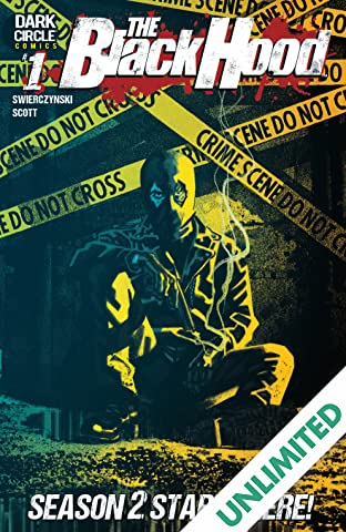 The Black Hood: Season 2 #1