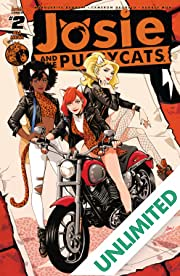 Josie & the Pussycats (2016-) #2