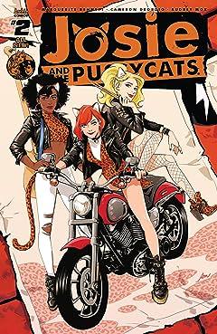 Josie & the Pussycats (2016-) #2