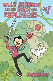 Billy Johnson and his Duck are Explorers #1