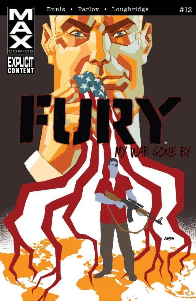 Fury Max #12