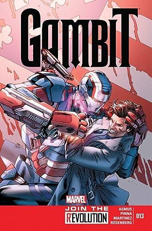 Gambit (2012-2013) No.13