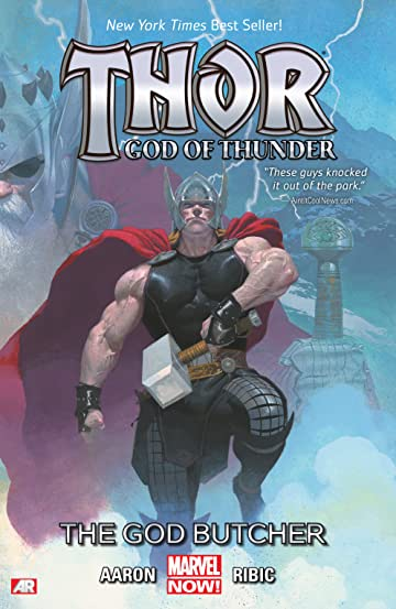 Thor: God of Thunder Tome 1: The God Butcher