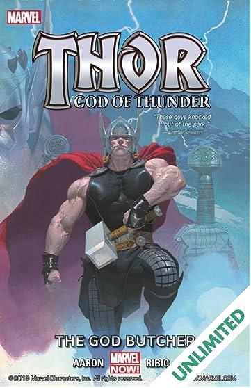 Thor: God of Thunder Vol. 1: The God Butcher