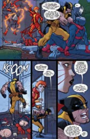 Wolverine and the X-Men #30