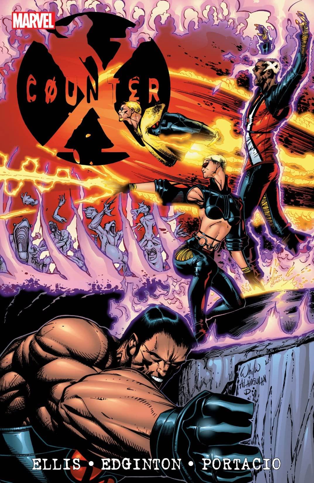 Counter X Vol. 1