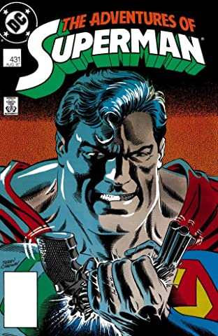 Adventures of Superman (1986-2006) No.431