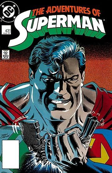 Adventures of Superman (1986-2006) #431