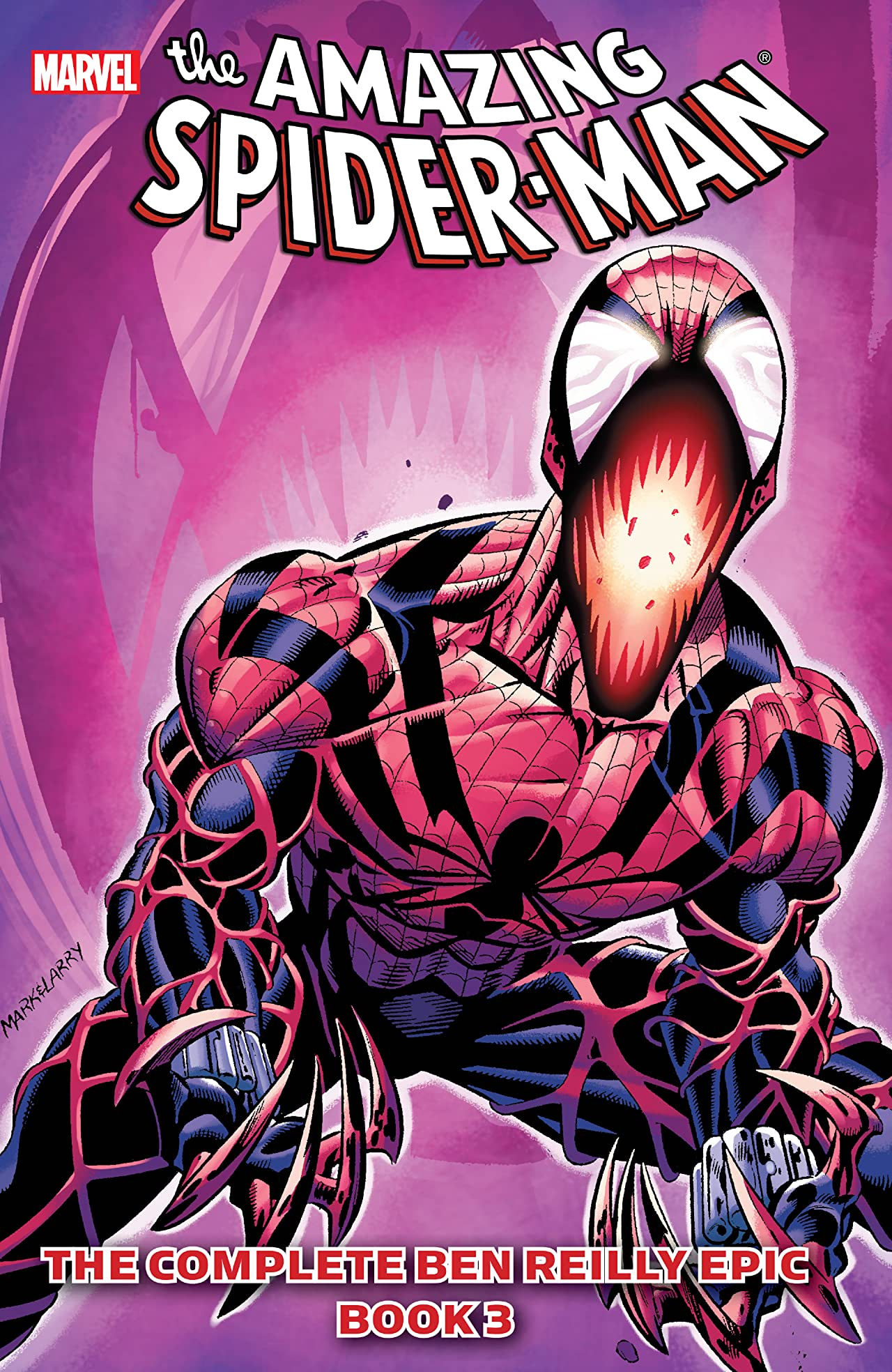 Spider-Man: The Complete Ben Reilly Epic Tome 3