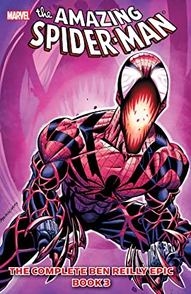 Spider-Man: The Complete Ben Reilly Epic Vol. 3