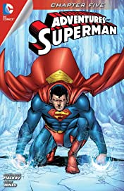 Adventures of Superman (2013-2014) #5