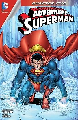 Adventures of Superman (2013-2014) #5