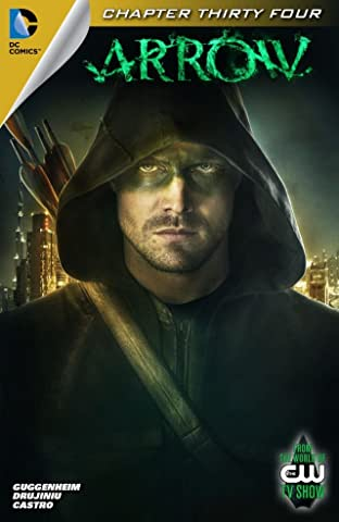 Arrow (2012-2013) No.34