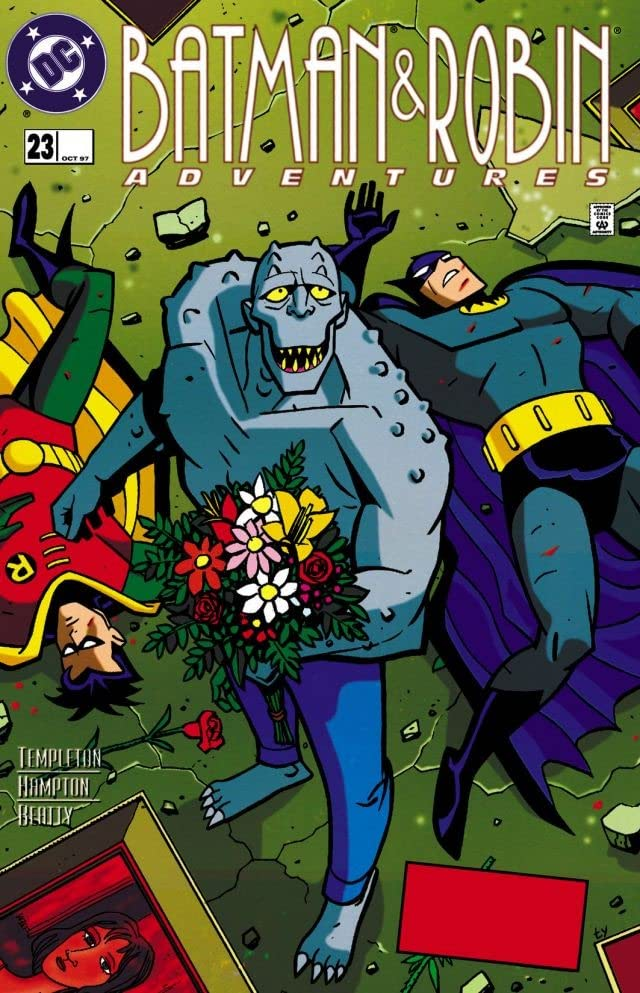 Batman & Robin Adventures (1995-1997) #23