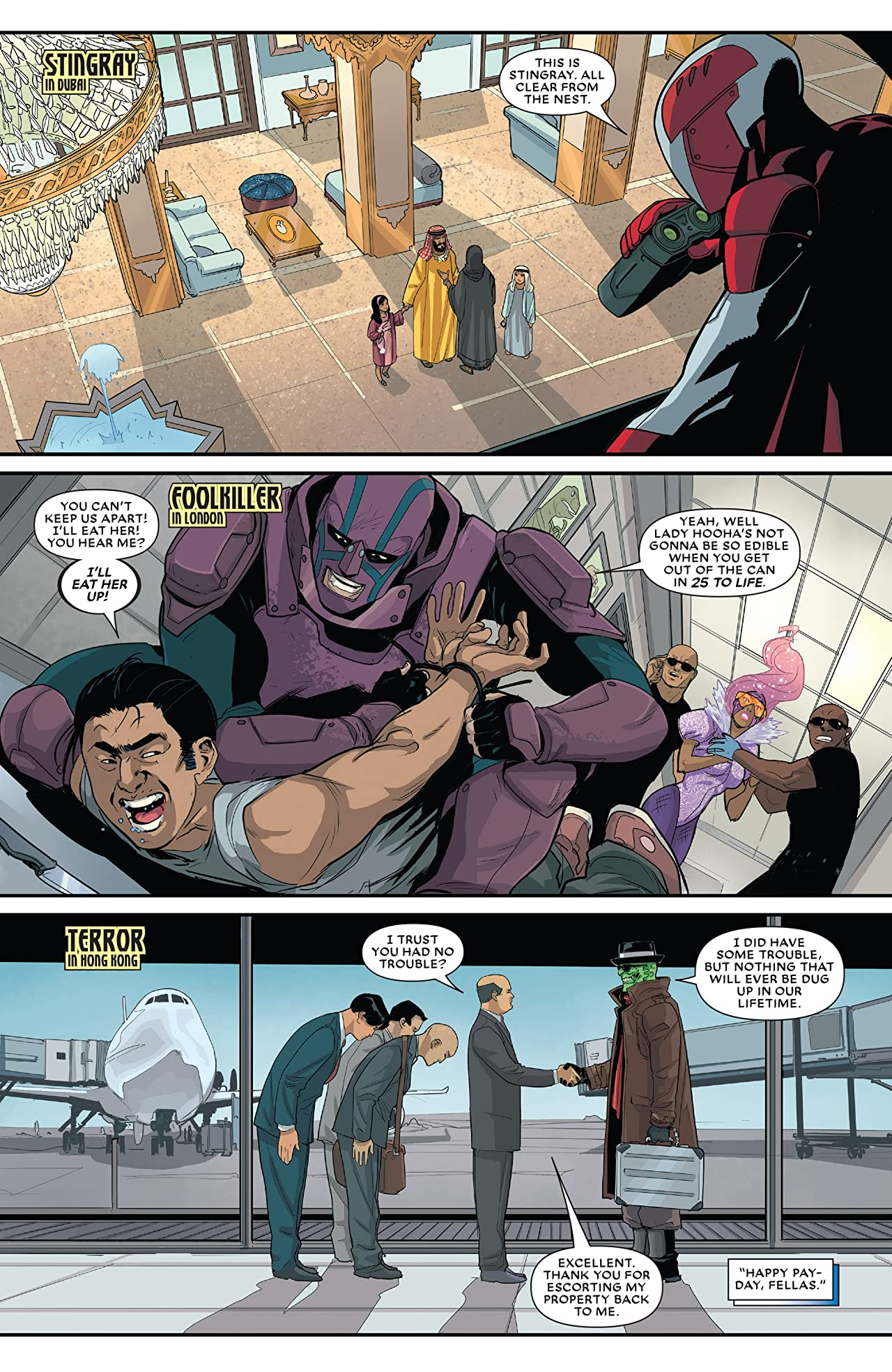 Deadpool: World's Greatest Vol. 3: Deadpool vs. Sabretooth