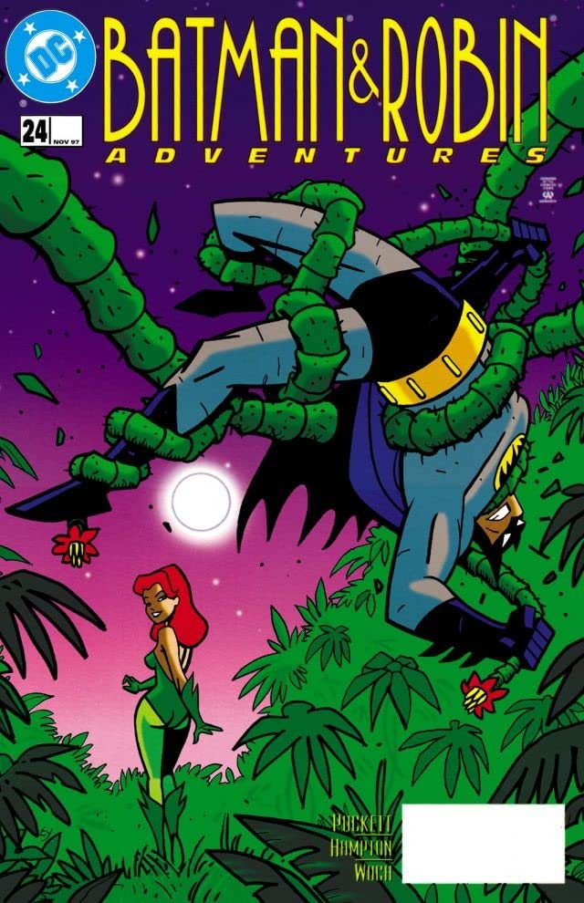 Batman & Robin Adventures (1995-1997) #24