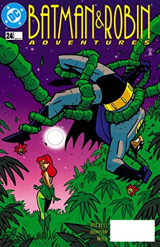 Batman & Robin Adventures (1995-1997) #24