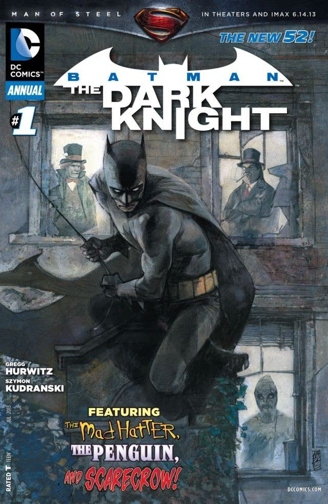 Batman: The Dark Knight (2011-2014): Annual #1