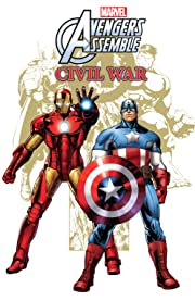 Marvel Universe Avengers Assemble: Civil War