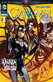 Catwoman (2011-2016): Annual #1