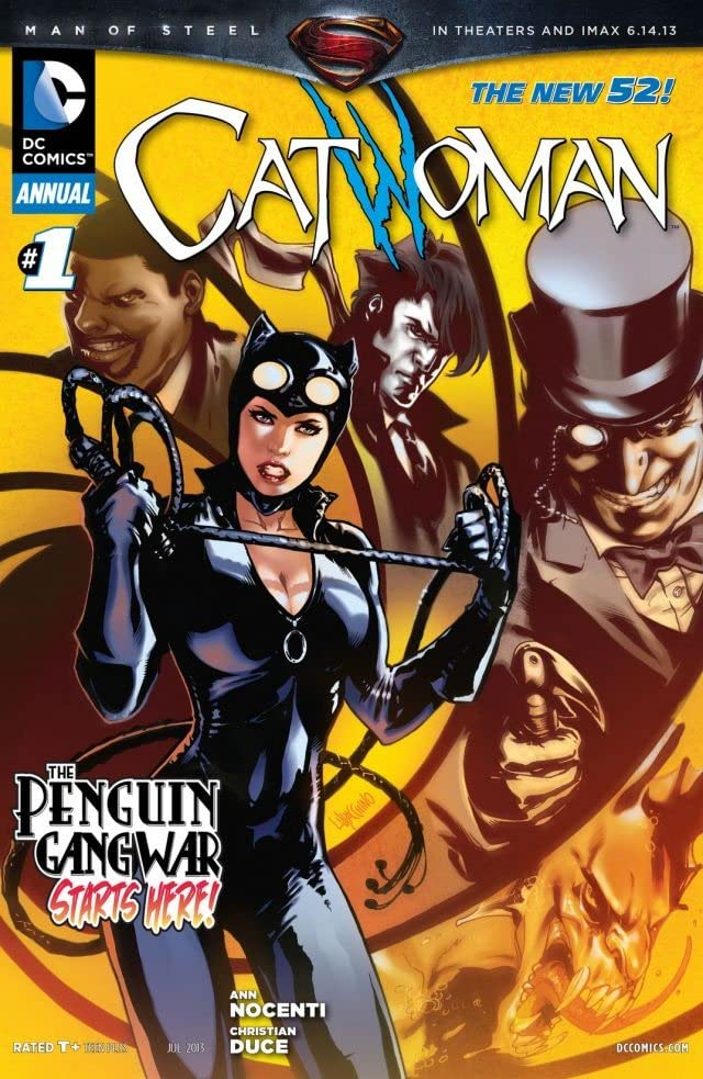 Catwoman (2011-): Annual #1