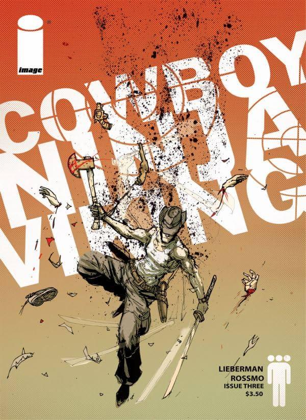 Cowboy Ninja Viking #3