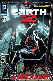 Earth 2 (2012-2015): Annual #1
