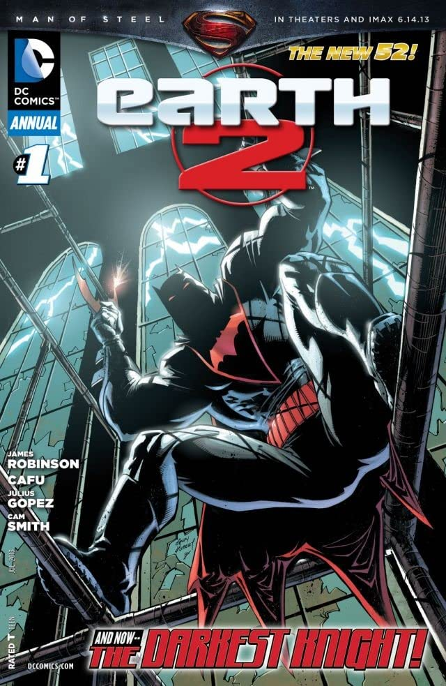 Earth 2 (2012-2015) #1: Annual