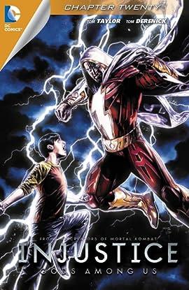 Injustice: Gods Among Us (2013) #20