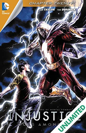 Injustice: Gods Among Us (2013) #20