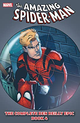 Spider-Man: The Complete Ben Reilly Epic Vol. 4