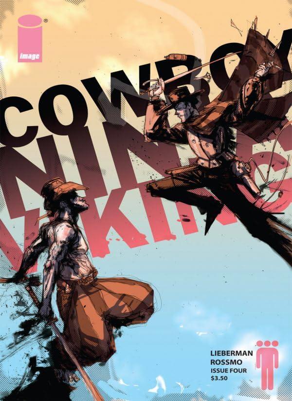 Cowboy Ninja Viking #4