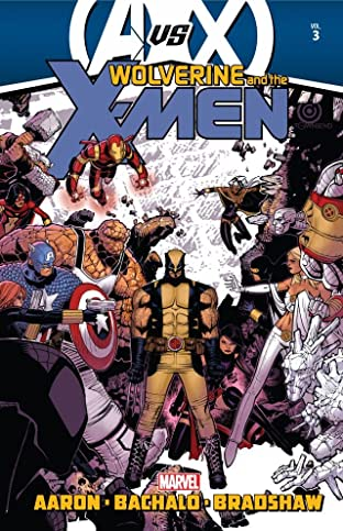 Wolverine and the X-Men By Jason Aaron Tome 3