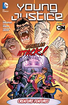 Young Justice (2011-2013) Tome 3: Creature Features